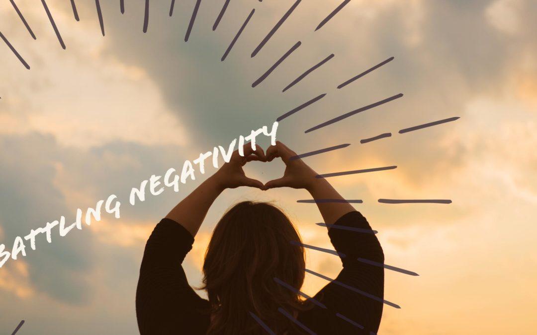 A Trick for Battling Negativity